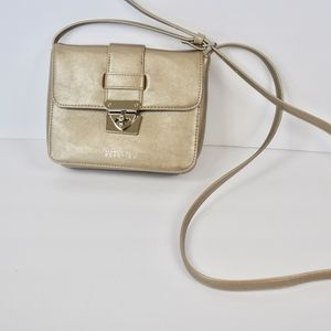Kenneth Cole Reaction Gold Crossbody